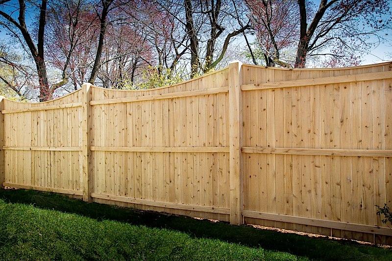 Wood Fence Styles Ct Wood Fence Installation Cedar