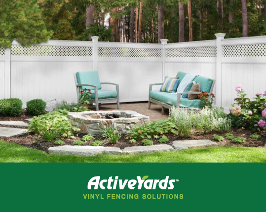 Activeyards Vinyl Fence Catalog