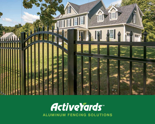 Activeyards Fence Catalog